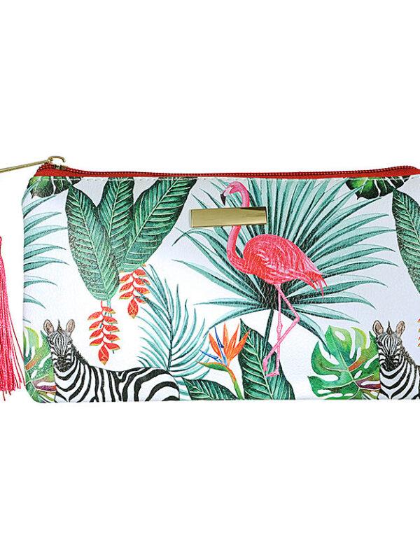 Tropical Make-up bag/Pencil case