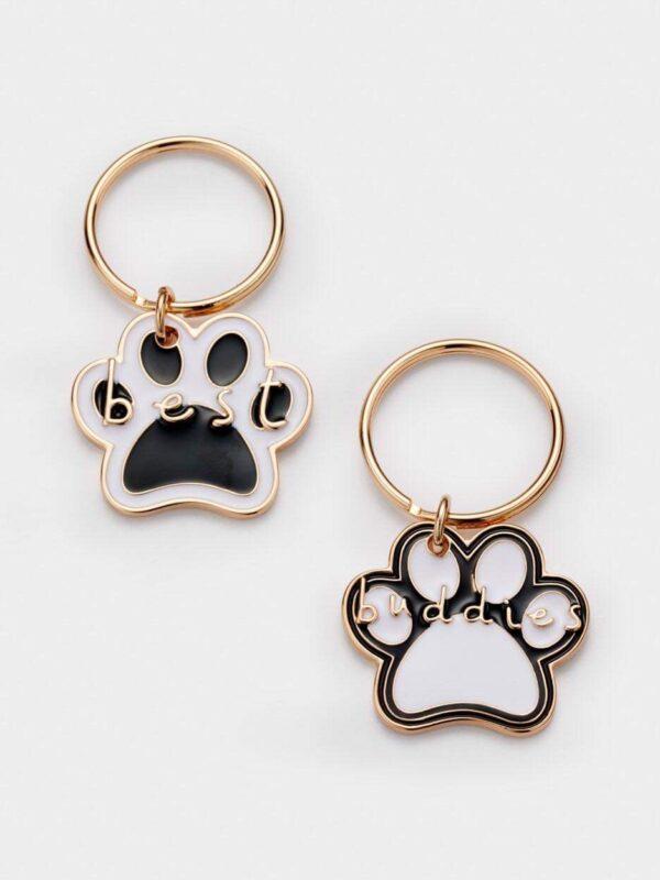Best Buddies Dog Collar charms