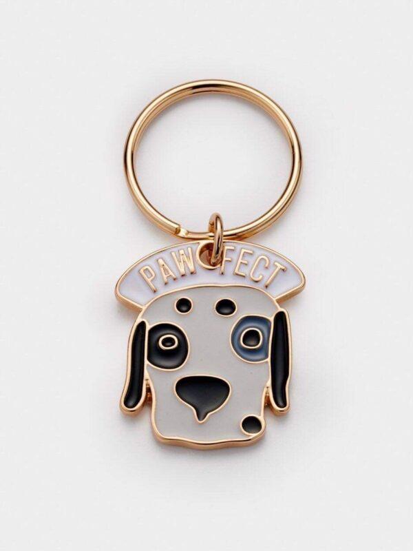 Pawfect Dog Collar Charm