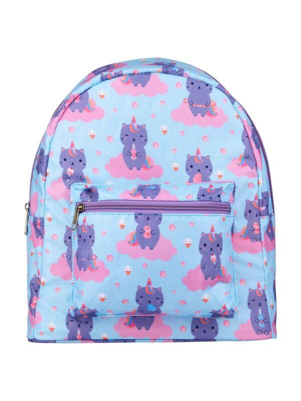 Cat/Unicorn kids backpack