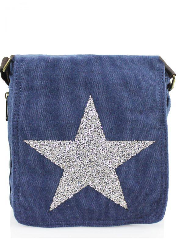 Blue star bag
