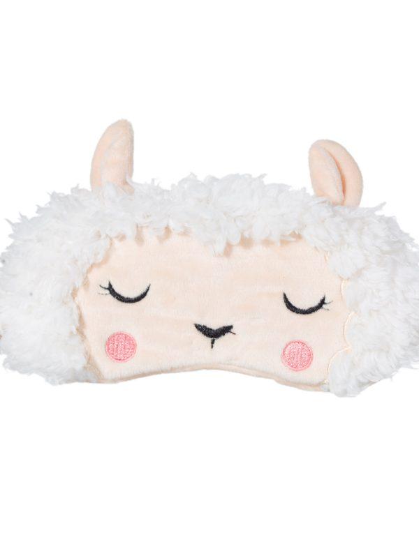 Kids Llamma sleep mask