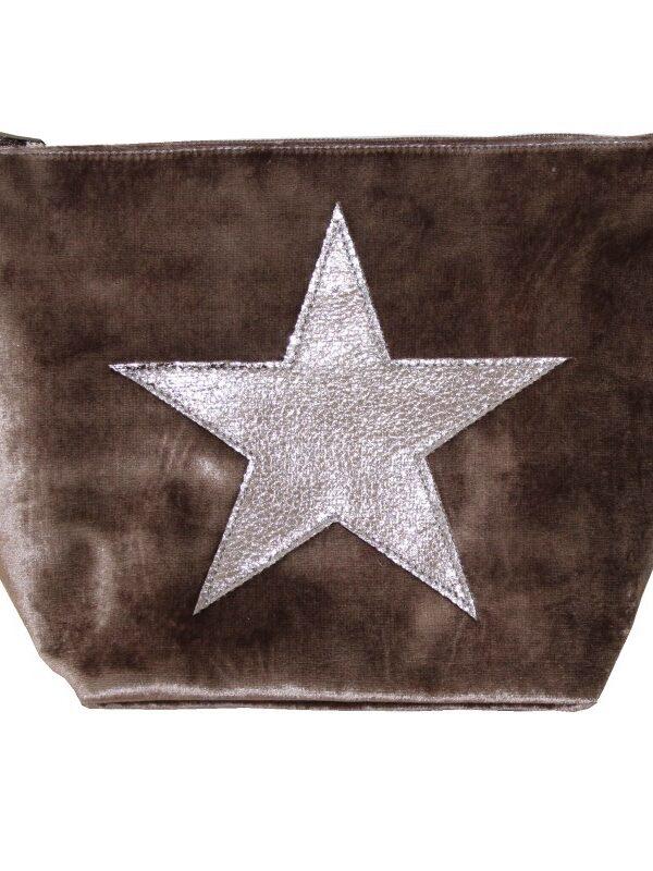 Mink Star Cosmetic bag