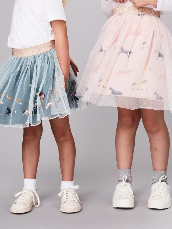 Girls Carousel skirt