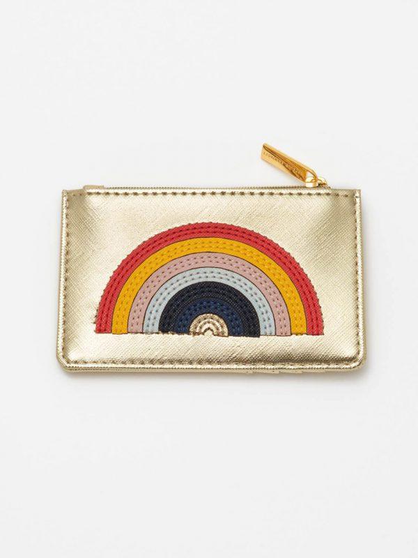 Rainbow Card Holder
