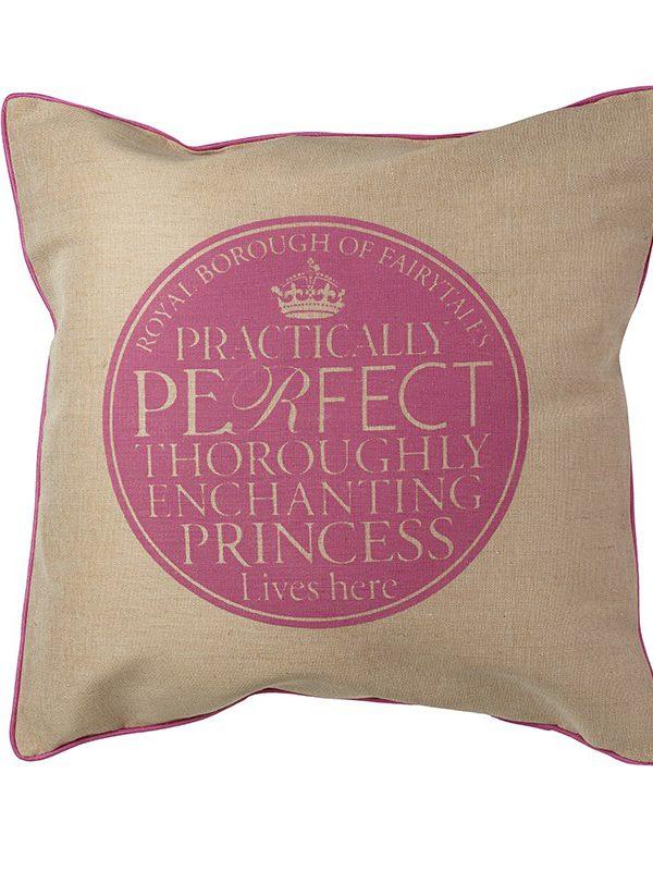 Princess Cushion