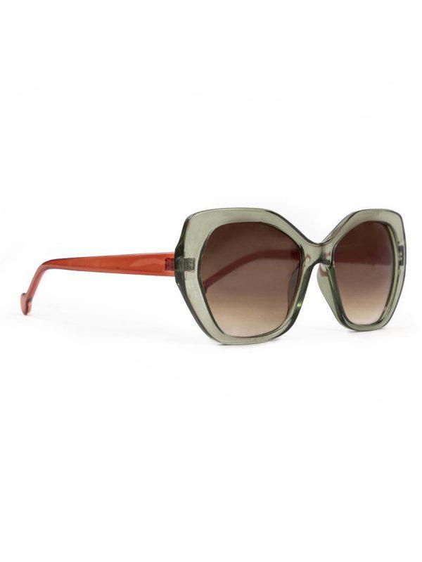 Olive - Brianna Sunglasses