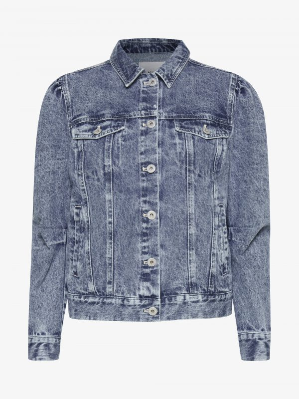 Stonewash Denim Jacket