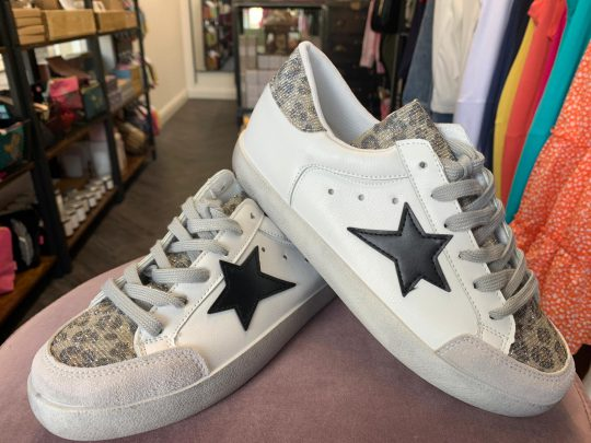 Star Trainers - Silver (online exclusive)
