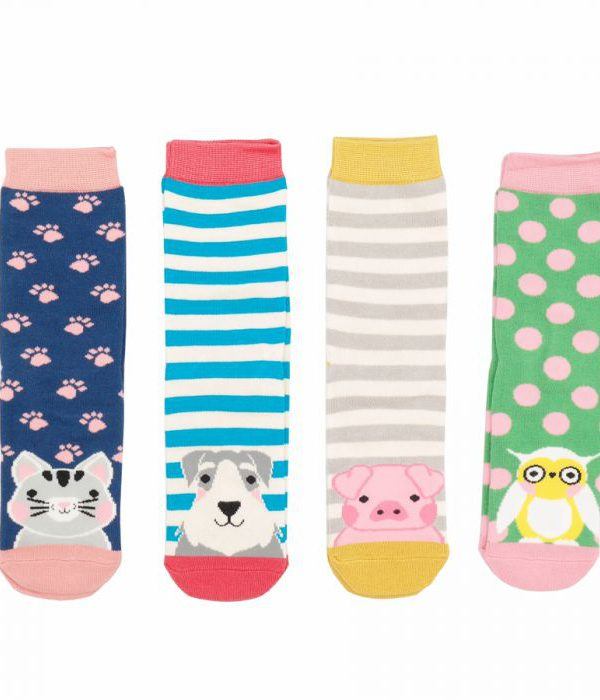 Bamboo socks - 4-6yrs